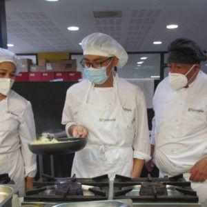 Certificat Operacions bàsiques de cuina subvencionat Fundesplai